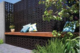 Outdoor Privacy Panels New Screens Yard Garden Gallery Shop Throughout 3 ...