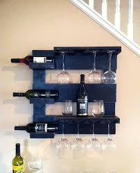 wine glass rack plans. Black Wine Rack Storage Glass Holder Bar Shelf Like This Item Wall Mounted Plans