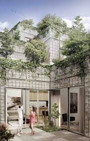 National Artist In Architecture Design And Allied Arts Bjarke Ingels Group Designs Penthouses For King Toronto