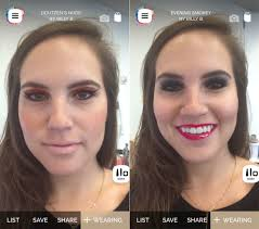 modiface makeup best android app 2016 photo face makeup screenshot makeup genius app for android augmented