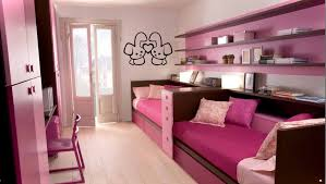 Pink Accessories For Bedroom Pink Interior Theme Of Cute Bedroom Ideas Feat Trundle Beds Also