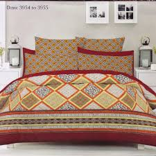 king size bed sheet cotton made printed king size bed sheet set with pillowcases