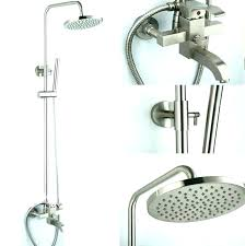 shower tub faucets inspiring bathroom shower faucet tub shower faucet combo shower and tub faucet fashionable shower tub faucets