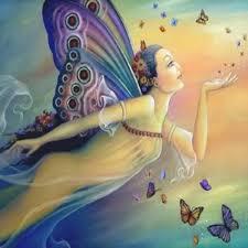 Resultado de imagen de mariposa espiritual
