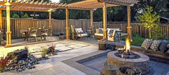 3 techo bloc patio shapes that will compliment your backyard