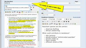 Noodletools Research And Citation Aid Citation Help Library