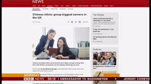 Ethnic Groups In The Uk Earnings Of Different Ethnic Groups In The Uk Bbc News 10th July 2019