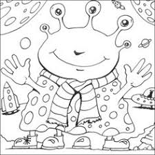 Small Picture Coloring page UFO coloring picture UFO Free coloring sheets to