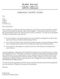 Cover Letter Examples Cv Resume Cover Letter For Teacher Cover