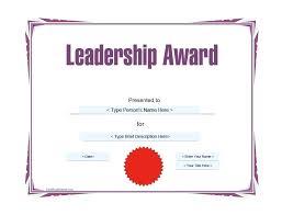 Printable Blank Award Certificates Ericremboldt Com