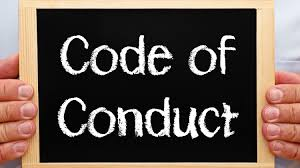 Image result for code of conduct