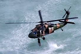 u s department of defense photo essay n iers jump from an n army uh 60 black hawk helicopter during a naviation