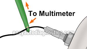 part 1 how to test the front oxygen sensor a multimeter 2 2 how to test the front oxygen sensor a multimeter 2 2 gm