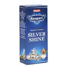 com pitambari rooperi instant contact silver shine ml com pitambari rooperi instant contact silver shine 100 ml for silver jewelry pooja utensils or other silver materials home kitchen