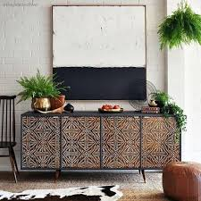 image stencils furniture painting. upcycle furniture with tribal batik stencils royal design studio image painting s