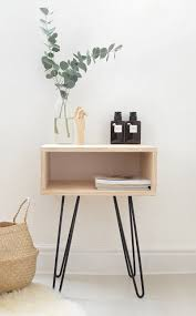 modern diy furniture. DIY Mid-Century Furniture Modern Nightstand Modern Diy
