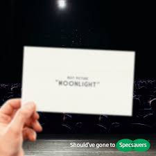 specsaver ads specsavers quick to jump on oscars blunder b t  specsaver ads