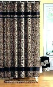 animal print bathroom rugs leopard print shower curtain animal print bathroom set leopard bathroom set animal