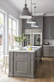 amazing grey painted kitchens kitchen for classic gray cabinet paint color home styling 0