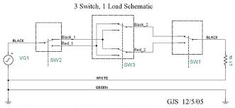 double pole or 4 way switch ? page 3 Dpdt Switch Wiring Diagram To Two Loads Dpdt Switch Wiring Diagram To Two Loads #76 SPDT Switch Wiring Diagram