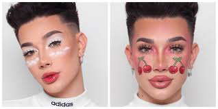 While working as a local makeup artist in his hometown of bethlehem, new york. We Are Obsessed With James Charles Latest Make Up Looks Kiss