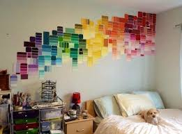 painting apartment wallsBeautiful Ideas For Apartment Walls Accent Walls Orange Accent