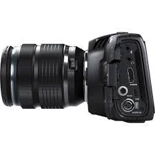 Blackmagic Design Pocket Cinema Blackmagic Design Pocket Cinema Camera 4k Buy Online In