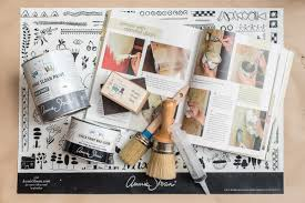 Basic Starter Kit For Chalk Paint By Annie Sloan