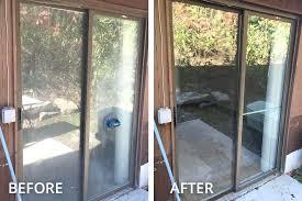 glass sliding door replacement furniture furniture replaced patio sliding glass door lovely repair patio throughout glass replacement glass door