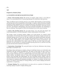 metacognitive essay example the this is an essay on factors that c3 12 prepared by krizel q dizon a cognitive and metacognitive factors mydedicatedtutor metacognitive essay analysis resume example