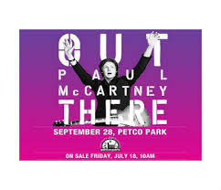 Paul Mccartney To Play Petco Park His First Concert In San