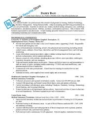 Nurse Manager Resume Examples 79 Images Nurse Case Manager