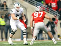 Michigan State Lt Cole Chewins Out With Back Injury