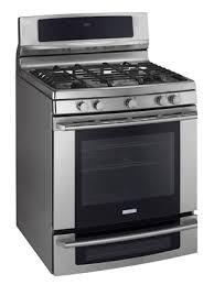electrolux stove. electrolux 30 inch natural gas freestanding range ew30gf65gs stove o