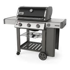 Barbecue a Gas Genesis II E-310 GBS Nero - WEBER 61011129 - Mollostore