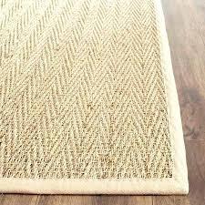 rugs herringbone area rug seagrass 8x10 natural wheat