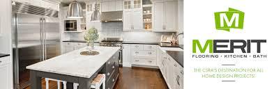 Kitchen And Bathroom Flooring Merit Flooring Kitchen And Bath