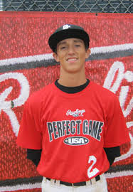 Dustin Burke Class of 2012 - Player Profile | Perfect Game USA