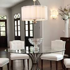 over dining table lighting. round chandelier dining room over table lighting