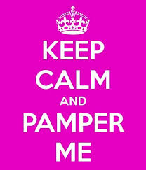 Image result for pamper yourself images