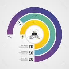 037 Hd Pie Chart Circle Graph Modern Infographics Design