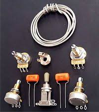 les paul wiring kit upgraded wiring kit for les paul switchcraft cts sprague 200v 022uf