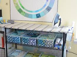 Sewing Room Storage Cabinets Hyacinth Quilt Designs Sewing Room Tour Part One