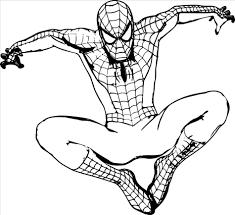 printable superhero coloring pages inspirational free printable spiderman coloring pages unique 0 0d spiderman