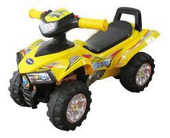 Отзывы о <b>каталка Baby Care Super</b> ATV yellow - отзывы ...