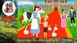 SuSu TV, Truyện cổ tích, Công Chúa Chăn Ngỗng, Phim - Tin Tạp Chí