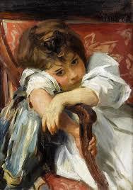 portrait of a child john singer sargent 1856 1925