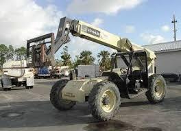 Ingersol Rand Forklift Forklift Telescopic 42 6 000lbs Ingersoll Rand Vr642b 6017