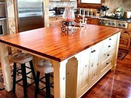 kitchen island with seating butcher block. Large Butchers Block Kitchen Island With Seating Butcher  Amazing