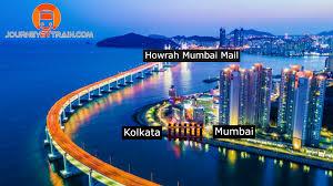 Howrah Mumbai Mail Kolkata Mumbai Ac Sleeper